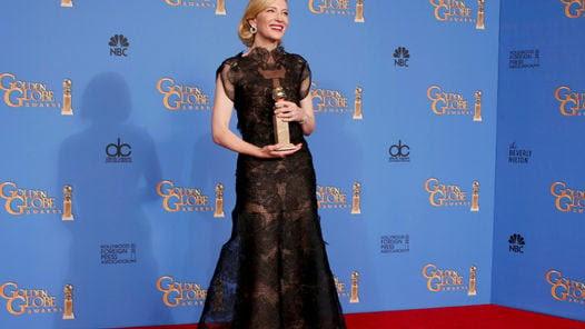 Cate Blanchett dedica el Bafta a Phillip Seymour Hoffman