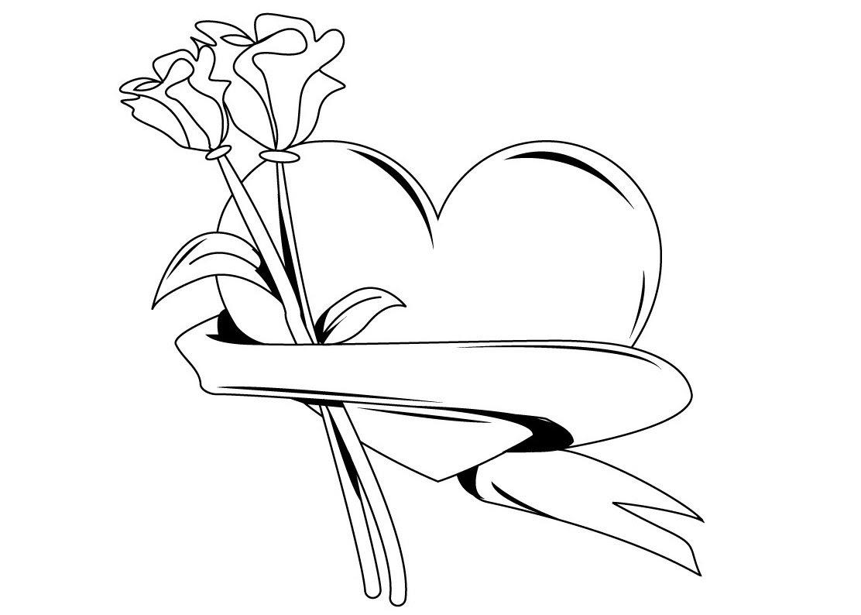 Moldes De Flores Para Colorear