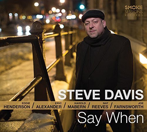 Steve Davis - Say When cover