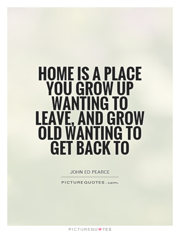 Quotes About Home Midlife Boulevard 51 Quotes