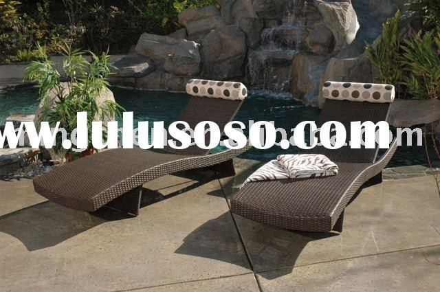 all weather wicker chaise lounge, all weather wicker chaise lounge ...
