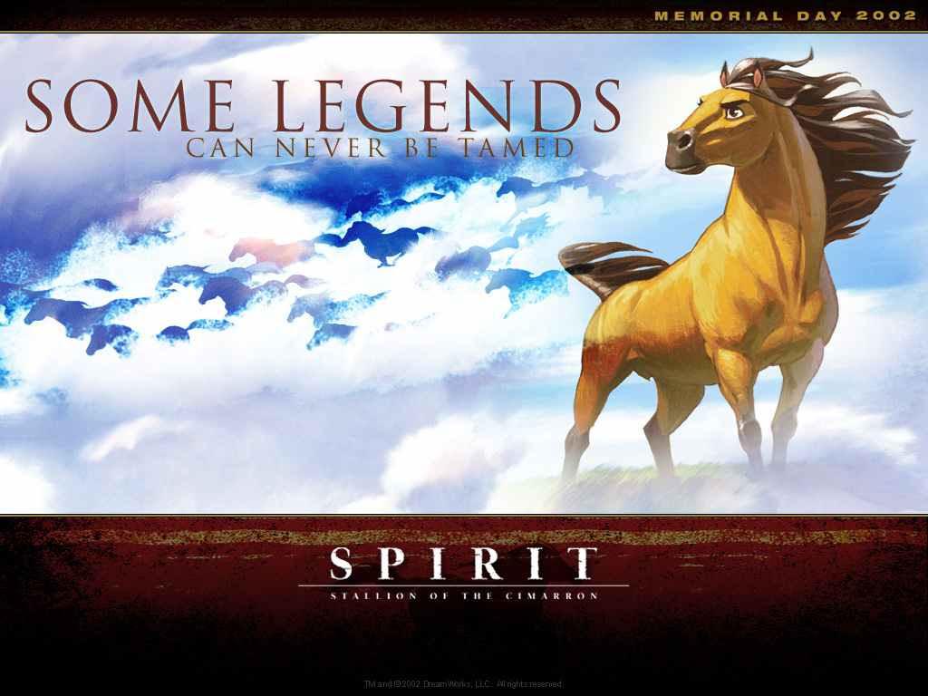 Spirit Stallion Of The Cimarron Wallpapers
