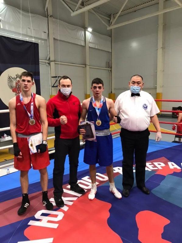 Крымские боксеры выиграли 8 медалей на первенстве ЮФО