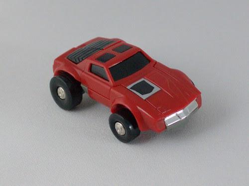 Transformers Windcharger (G1) - modo robot
