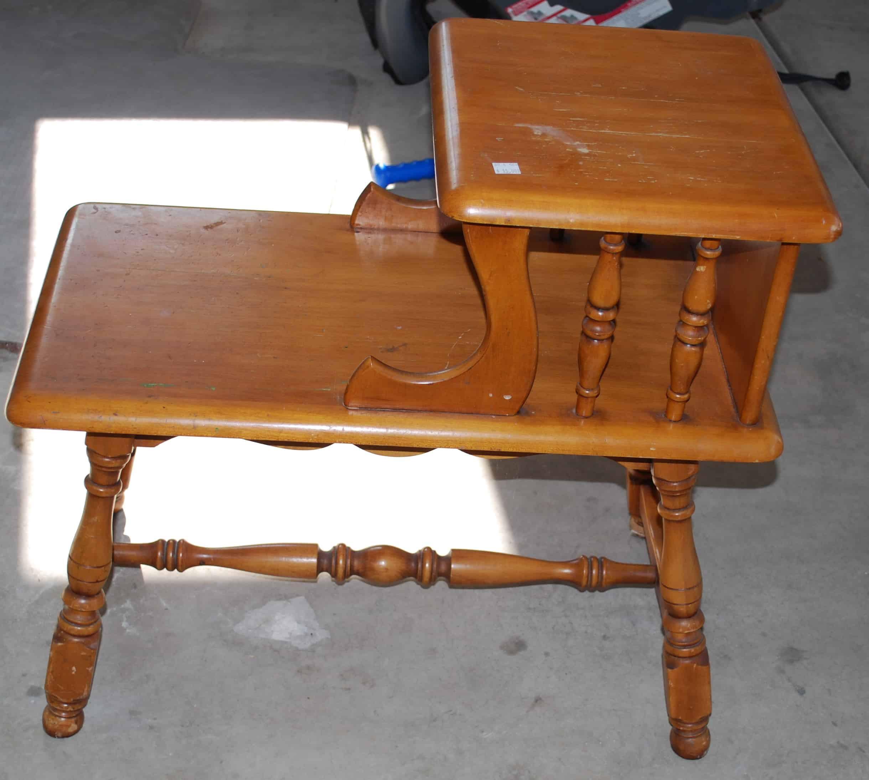 Spray Painting Wood Furniture | Waste Wood Furniture