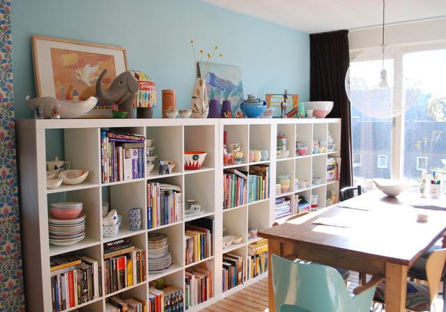 Nina van de Goor's Home - eclectic - living room - amsterdam - by ...