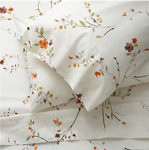 Bedding & Bed Linens: Twin | Crate and Barrel