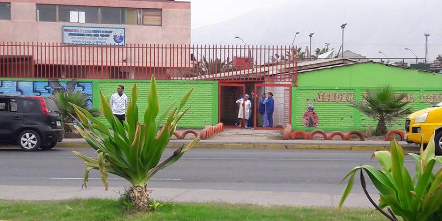 Murales Jardines Infantiles