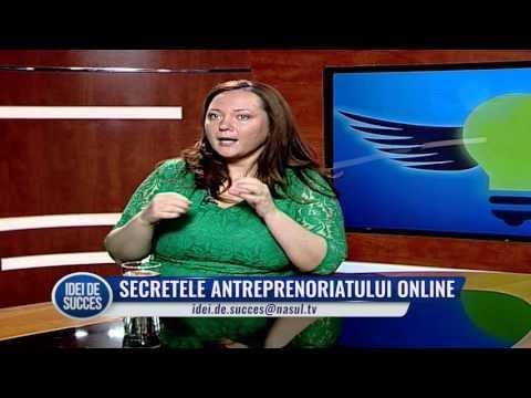 Despre afaceri online, la Idei de succes