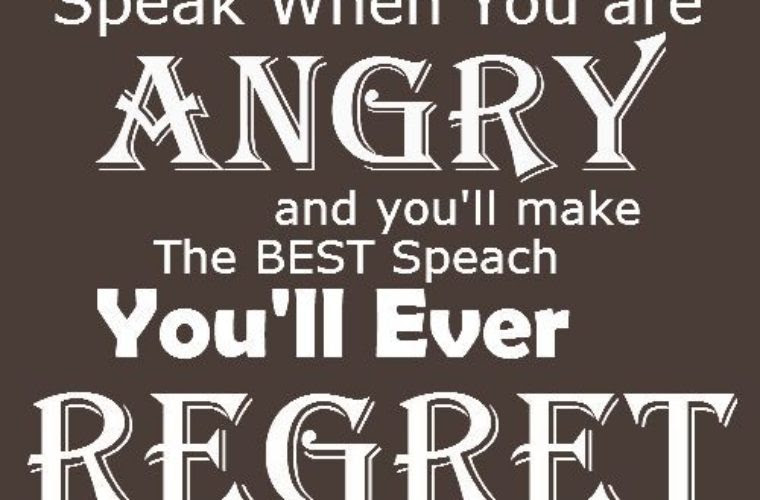 Free Download Don T Be Angry Quotes