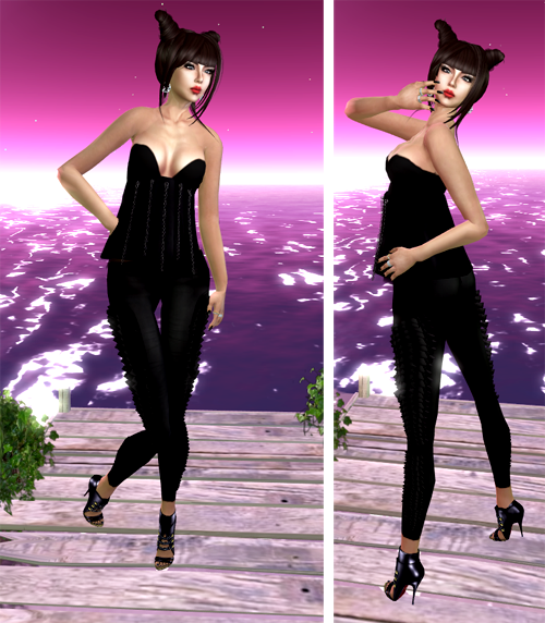 -Glam Affair- [ELEMENT] - JUKA Dress