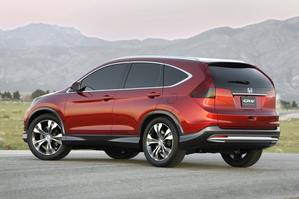 2012 Honda CR-V Pictures/Photos Gallery - The Car Connection