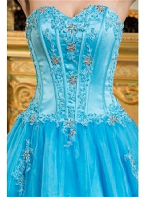 Traditional Turquoise Blue Cheap Bat Mitzvah Dresses:1st