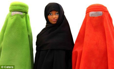 Barbie Taliban
