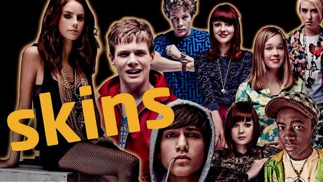 Skins | filmes-netflix.blogspot.com.br
