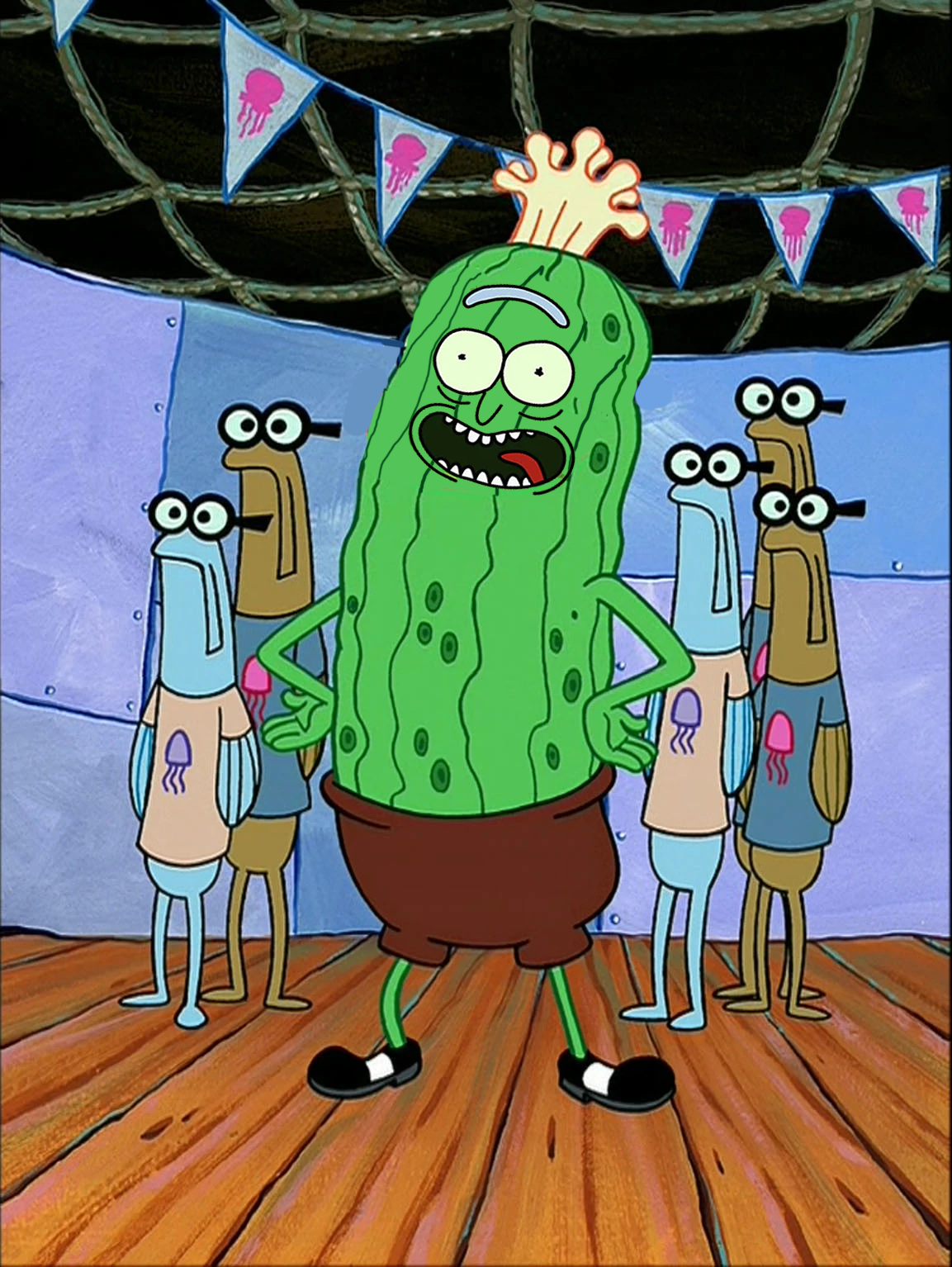 Hi kevin spongebob meme 71073 tweb