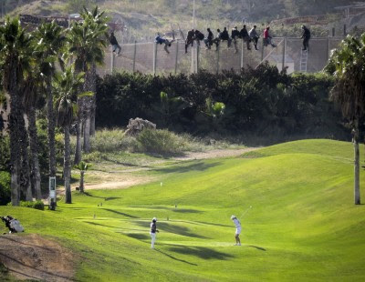 Vi och dom i Melilla