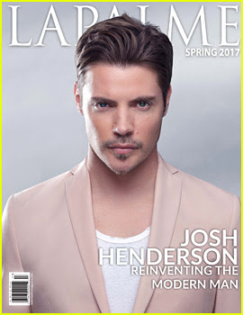 Josh Henderson Speaks to Tom Cruise & Katie Holmes' Relationship Similarities in 'The Arrangement'