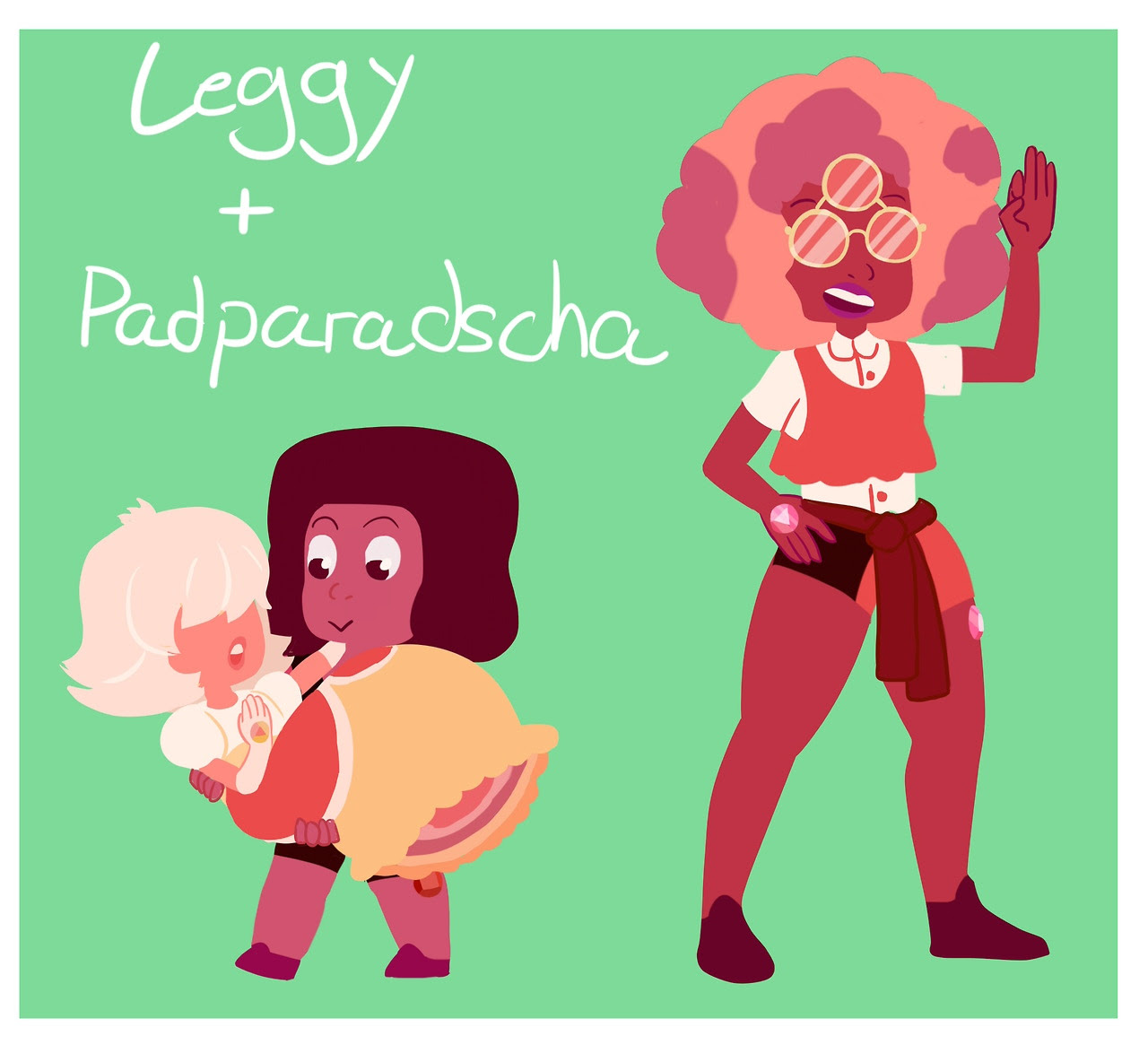 Pepper Sauce and Leggy