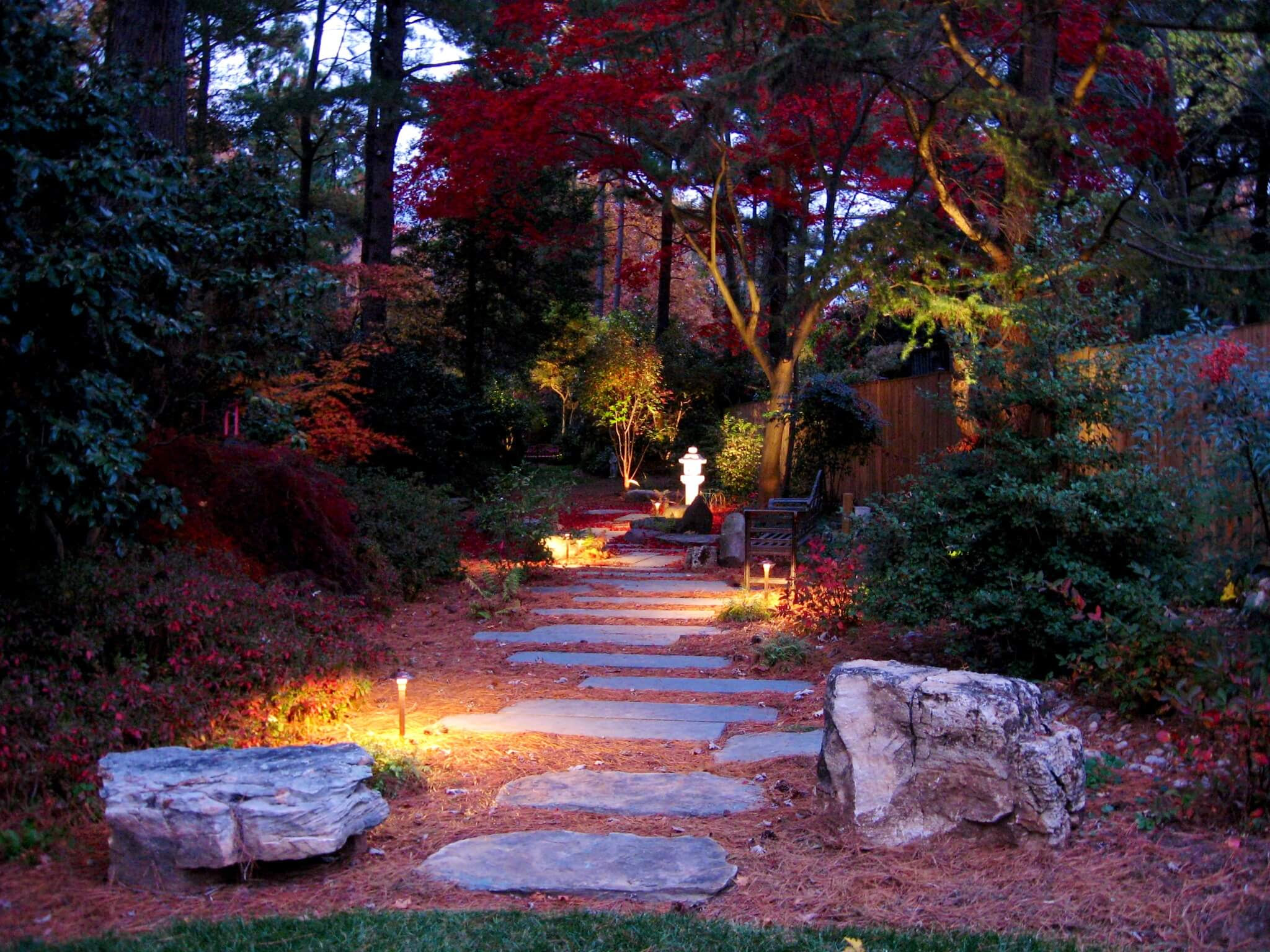 Residential Outdoor Lighting - Outdoor Lighting Expressions