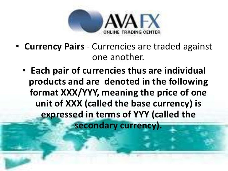 Forex Words Meaning   The Forex Trading Meaning