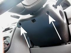Peugeot 206 indicator repair 1