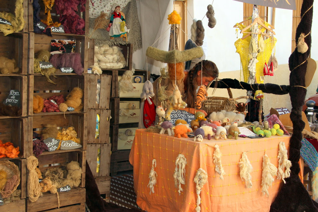 Feria barroca de Valdemoro