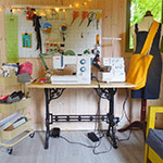 JANE'S SEWING SPACE TOUR