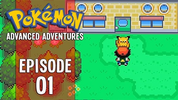 Pokemon Games Adventure Free Download