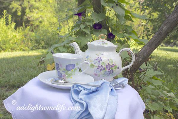 Morning Glory Tea