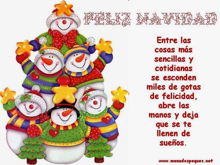 107 Felicitaciones De Navidad Para Compartir Y Felicitar Postales