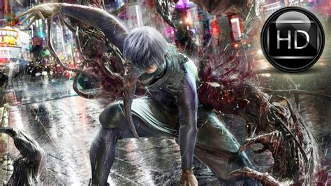 tokyo ghoul official  trailer   action