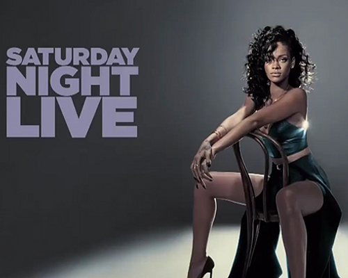 Saturday Night Live (5/5/12), Rihanna