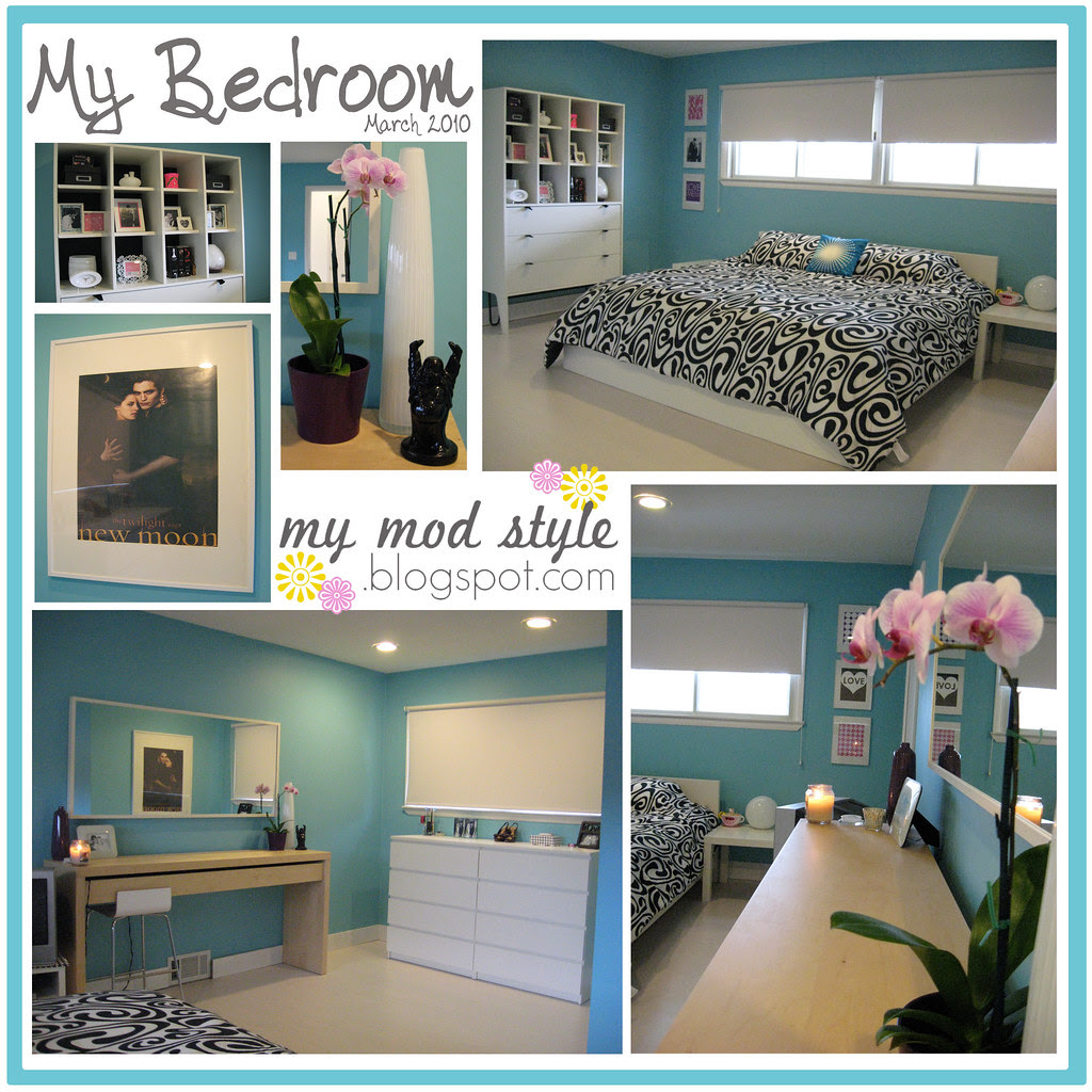 Master Bedroom Collage - 2010