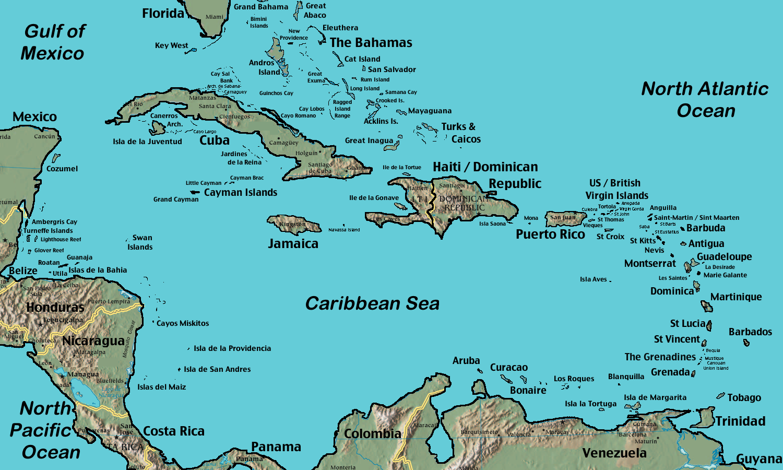 Port Of Call Destination Maps