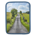 Wiltshire Country Lane - Monogram rickshaw sleeves