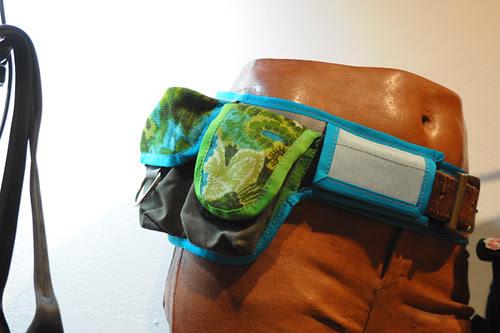 Fabric Horse Bags