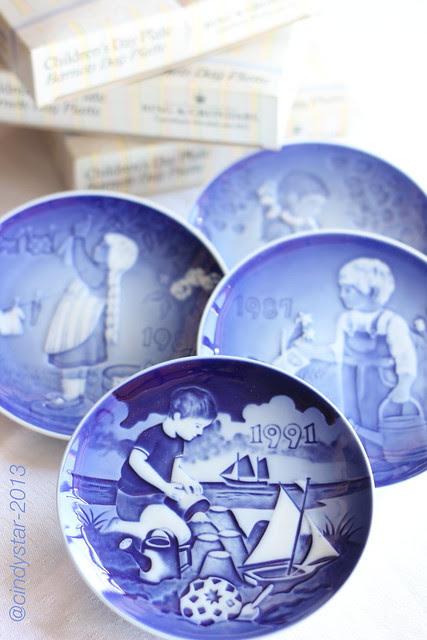 children's plate-bing&grondahl