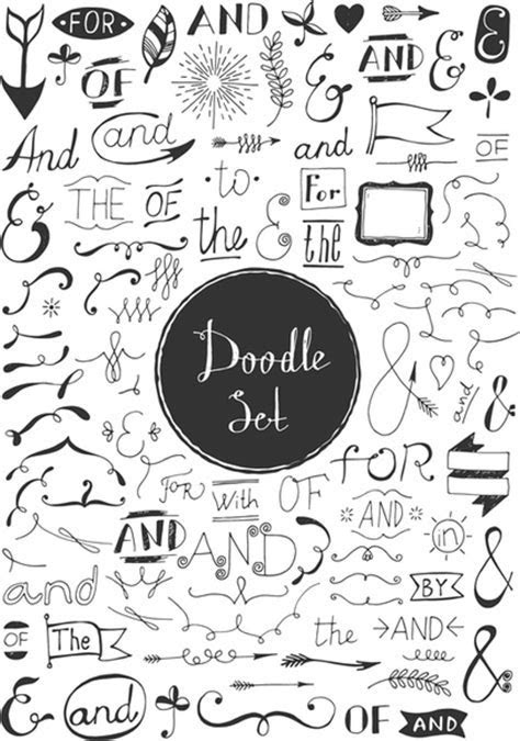 Doodle free vector download (288 Free vector) for