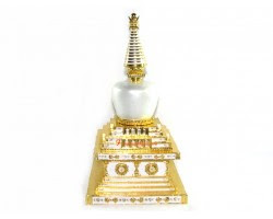 The Stupa of 8 Doors to Abundance