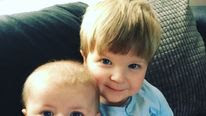 Archie Joe Darby and Daniel-Jay Darby were attacked by a dog in Colchester