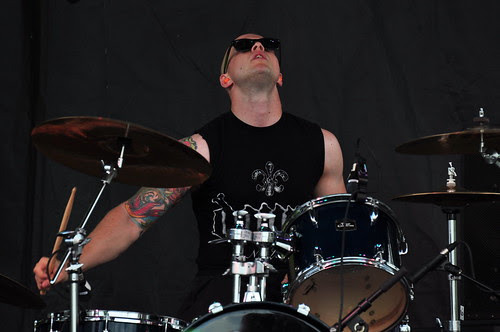 The Sedatives at Ottawa Bluesfest 2009