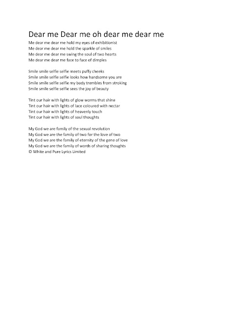 There Is No Man More Dear To Me Lyrics