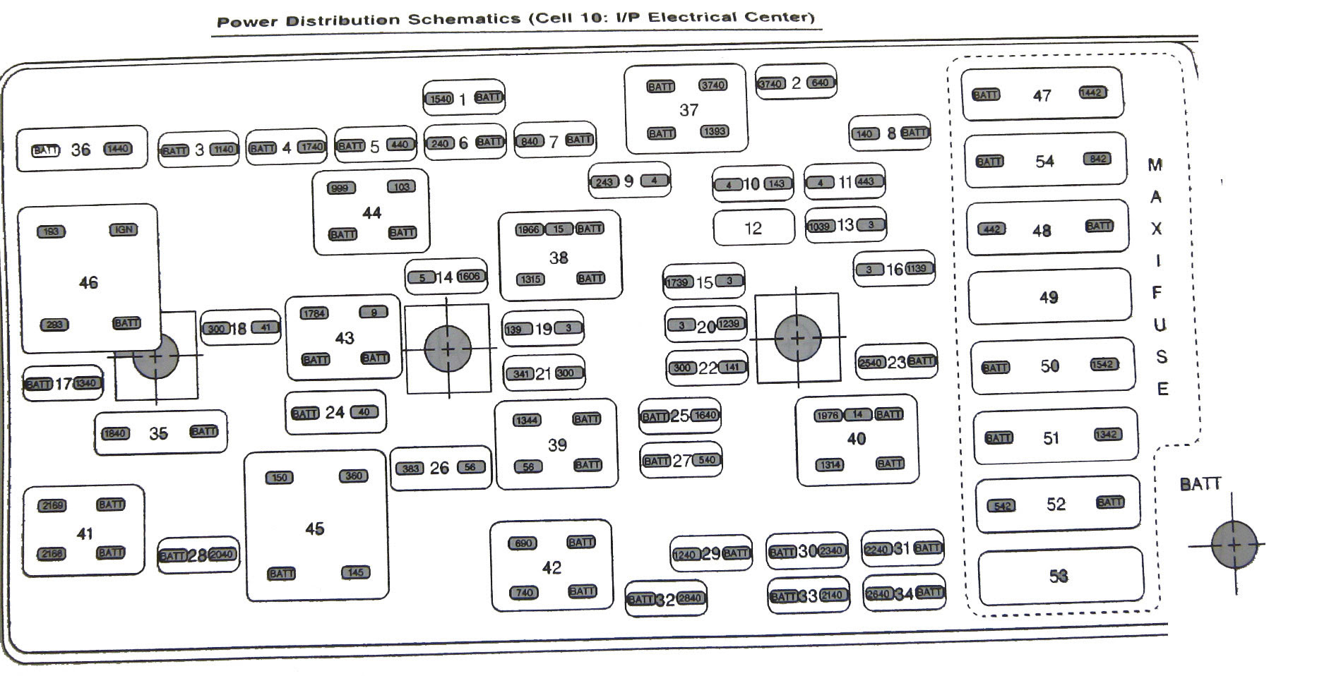 1417ef Citroen C5 Fuse Box Diagram Wiring Resources