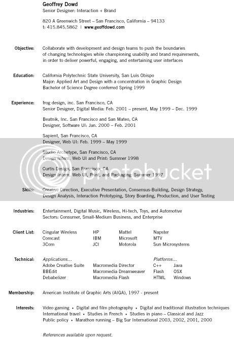 latest curriculum vitae format. latest curriculum vitae format