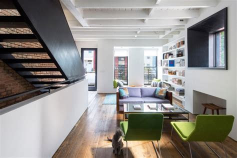 interview noroof architects  tackling tiny apartment