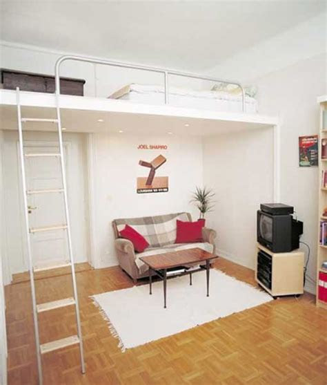 cute ideas  decorating small bedrooms  studio type