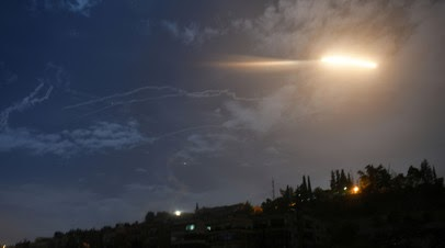 SANA: четверо военных пострадали в Сирии при обстреле со стороны Израиля