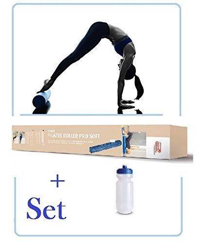 Roller Wheel Benessere e Sport Tappetini e strumenti Fitness per Yoga Pilates