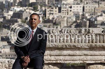 Obama in Jordan